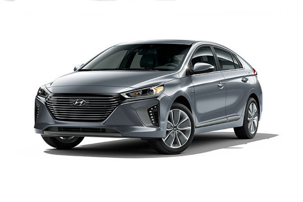 Hyundai Ioniq 2019 Automatic / Hybrid Full Option New Cash or Installment