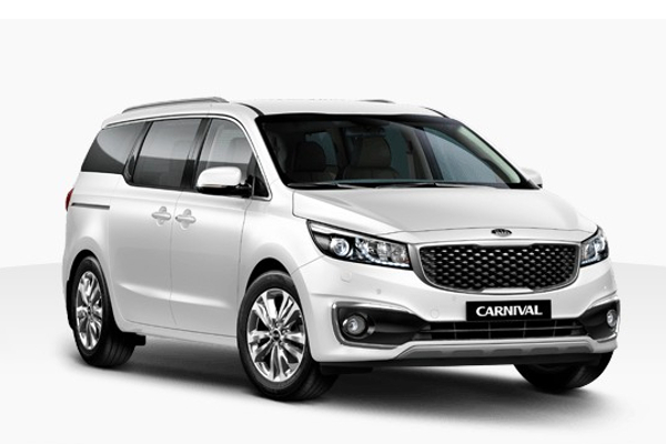 Kia Carnival 2017 Automatic Full Option New Cash Or Instalment