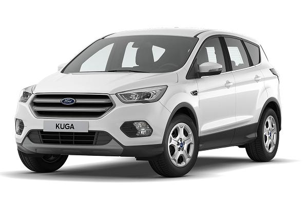 Ford Kuga 2019  Automatic / Titanium New Cash or Installment