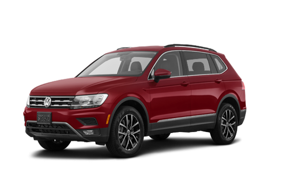 Volkswagen Tiguan 2019 Automatic / S New Cash or Installment