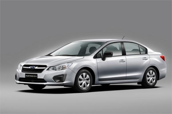 Subaru Impreza 2019 Automatic / S with Sunroof New Cash or Installment