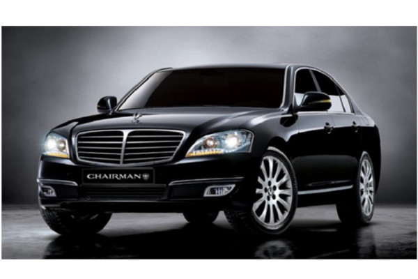 Ssang Yong Chairman 2019 Automatic  New Cash or Instalment