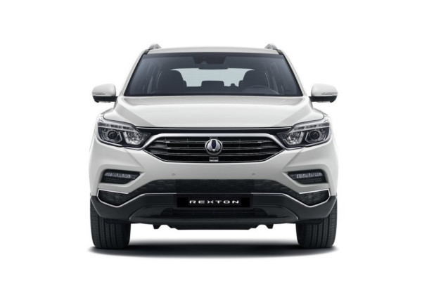 Ssang Yong Rexton 2019 Automatic / Basic 2WD New Cash or Installment
