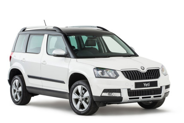 Skoda Yeti 2019 Automatic / 1.4 New Cash or Installment
