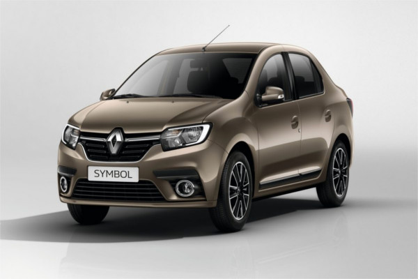 Renault Symbol 2019 Automatic / 1.6L PE New Cash or Installment