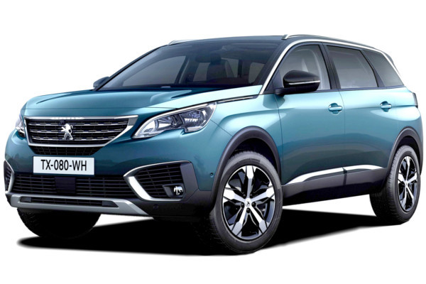 Peugeot 5008 2019 Automatic / 1.6T Alure New Cash or Installment