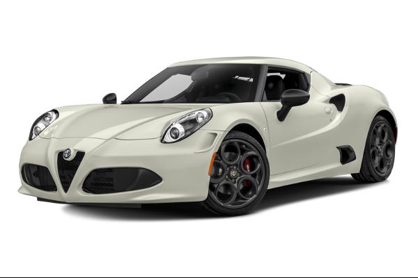 Alfa Romeo 4C 2019 Automatic / Coupe New Cash or Installment