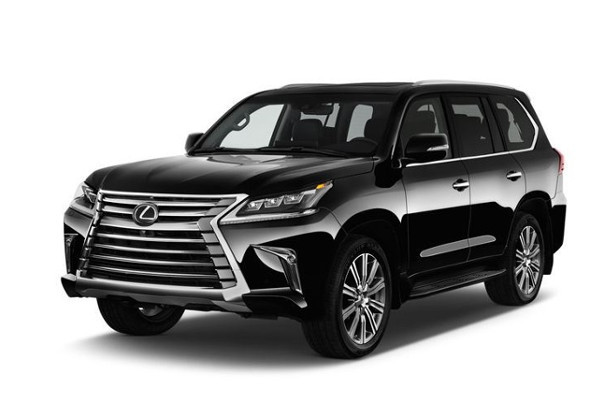 Lexus Lx 2019 Automatic /  570 Premier New Cash or Instalment
