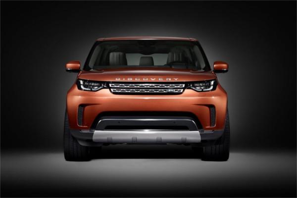 لاند روفر ديسكفري 2019 اتوماتيك  / C V6 HSE Luxury جديدة للبيع و بالتقسيط
