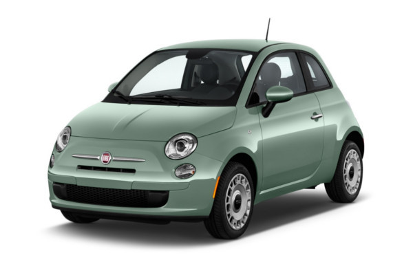 Fiat 500 2019 Automatic / Lounge Full Option New Cash or Installment