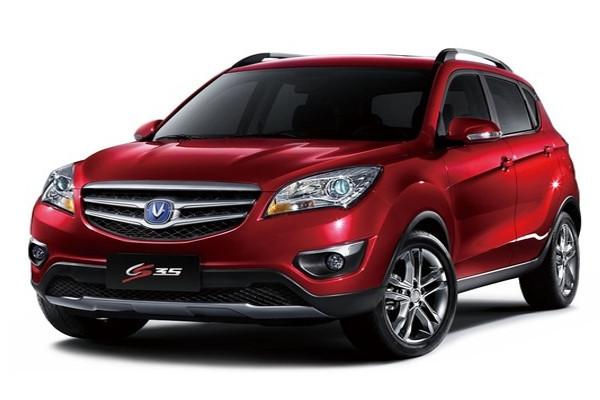 تشانجان CS 35 2019 اتوماتيك /  Standard 2WD جديدة للبيع و بالتقسيط