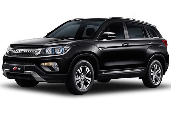 تشانجان CS75 2019 اتوماتيك  / Fashion 2WD جديدة للبيع و بالتقسيط