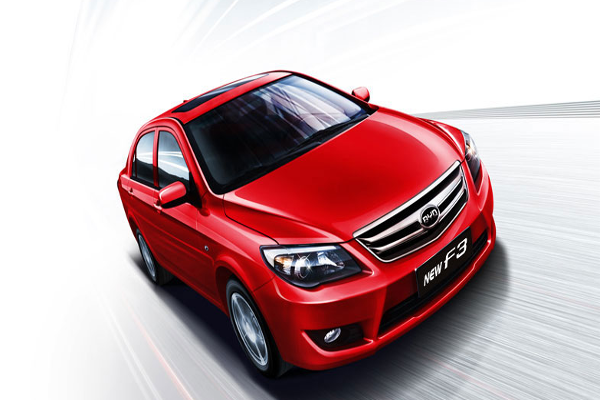 Byd F3 2019 Automatic / GLI New Cash or Installment