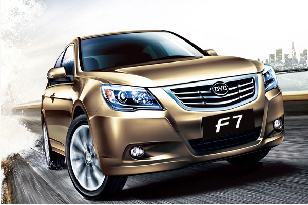 Byd F7 2019 Manual / GLi New Cash or Installment