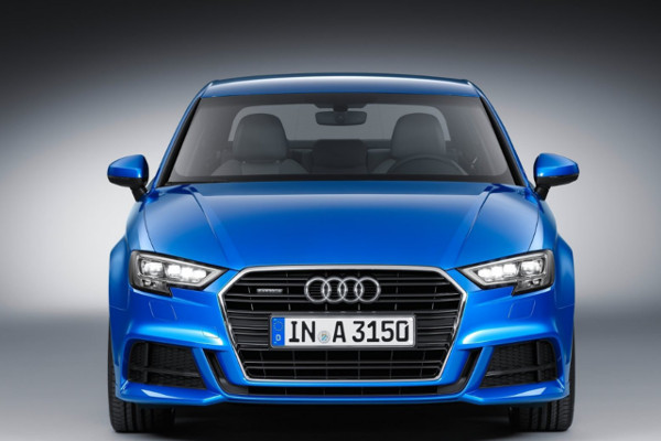 Audi A3 2019 Automatic / Attraction New Cash or Installment