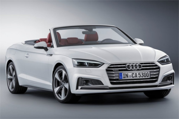 Audi A5 2019 Automatic / 45 TFSI Design quattro 252 HP New Cash or Installment