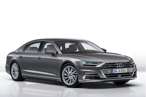 Audi A8 2019 Automatic / 55 TFSI quattro Mid Option 340 HP New Cash or Instalment
