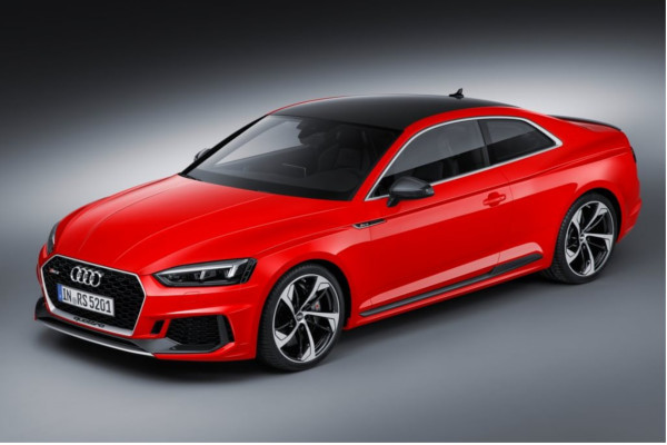 Audi RS5 Coupe 2019 Automatic / TFSI quattro 450 HP New Cash or Installment