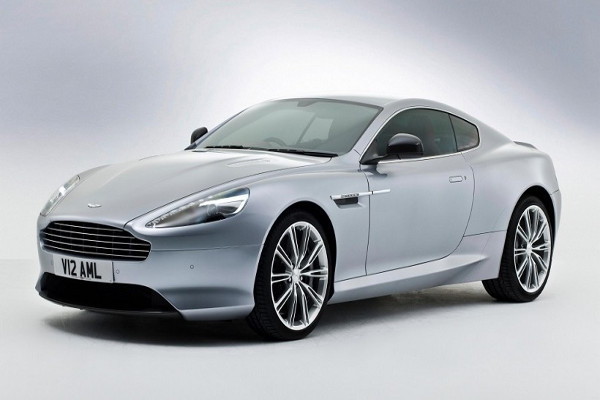 Aston Martin DB9 2019 Automatic / V12 New Cash or Installment