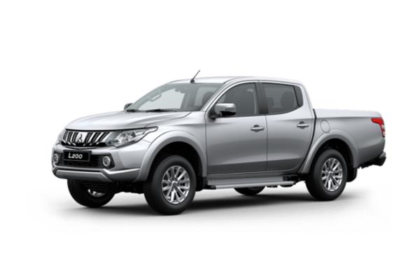 Mitsubishi L 200 2019 Manual / Single Cab GL 2WD New Cash or Installment