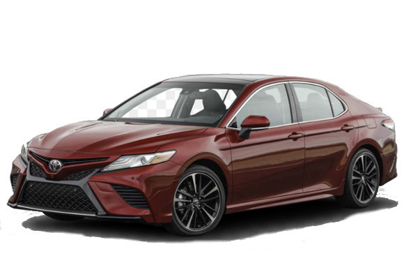 Toyota Camry 2019 Automatic  /  LE STD 204 HP New Cash or Instalment