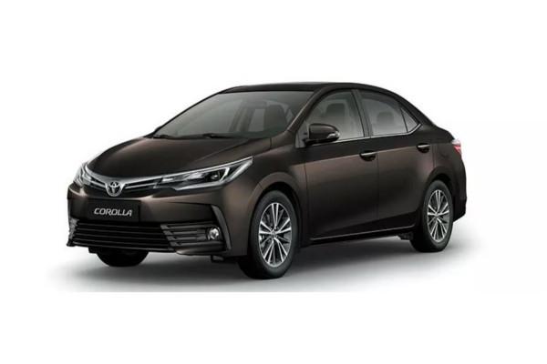تويوتا كورولا 2019 اتوماتيك  /  1.6L Limited جديدة للبيع و بالتقسيط