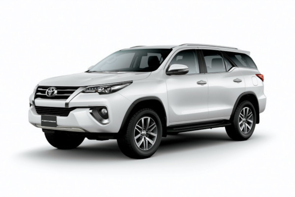 Toyota Fortuner 2019 Automatic / VXR New Cash or Installment