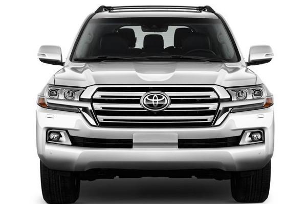 Toyota Land Cruiser 2019 Automatic / GXR3 New Cash or Installment