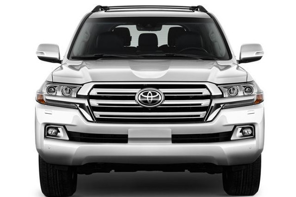 Toyota Land Cruiser 2019 Automatic / GXR New Cash or Instalment