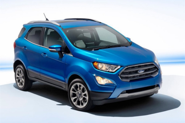 Ford EcoSport 2019 Manual / Ambiente New Cash or Installment