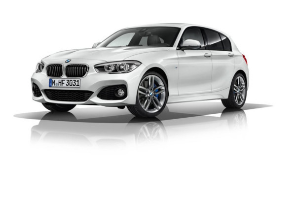 BMW 125 2019 Automatic  New Cash or Installment