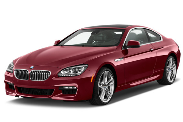 BMW 640 2019 Automatic / coupa New Cash or Installment