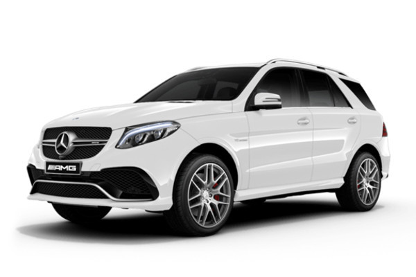 Mercedes GLE 63 AMG 2019 Automatic / 4MATIC New Cash or Installment