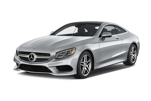 Mercedes S 560 2019 Automatic / 4MATIC  coupa New Cash or Installment