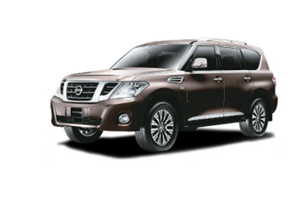 Nissan Patrol 2019 Automatic / Full option  New Cash or Installment