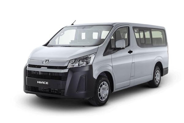 Toyota Hiace 2019 Manual   New Cash or Installment
