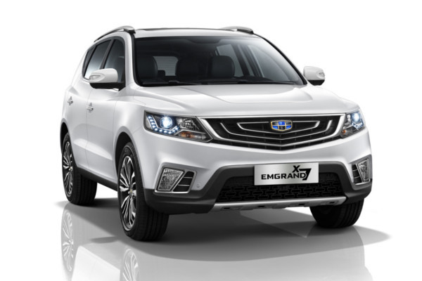Geely X7 2019 Automatic  / Advance GS New Cash or Installment