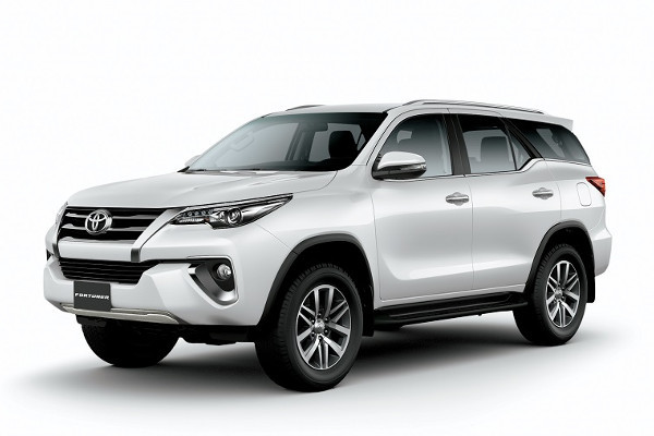 Toyota Fortuner 2020 Automatic / EXR New Cash or Installment