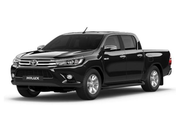 تويوتا هايلكس 2020 اتوماتيك   / Double Cab GLX جديدة للبيع و بالتقسيط
