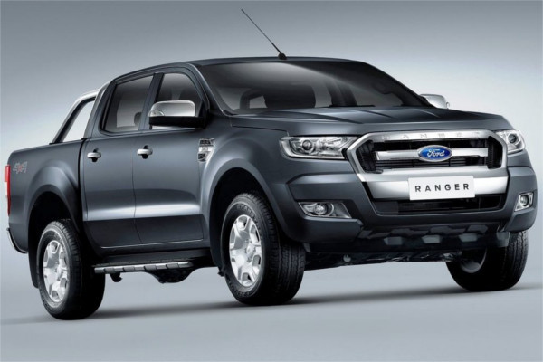 Ford Ranger 2020 Automatic / Double Cab XLS Hi-Rider High 4X2 New Cash or Installment