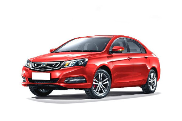 Geely Emgrand 7 2019 Automatic / Elegance New Cash or Installment