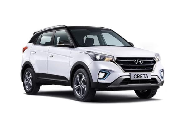Hyundai Creta 2020 A/T / GL Smart  New Cash or Installment