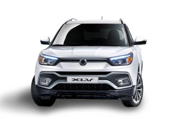 Ssang Yong Tivoli XLV 2020 A/T / Luxury New Cash or Installment