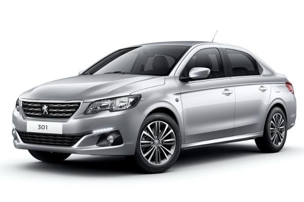 Peugeot 301 2020 A/T / Allure New Cash or Installment