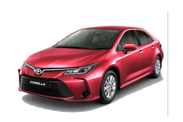Toyota Corolla 2020 Automatic  / XLI Executive Moonroof New Cash or Installment