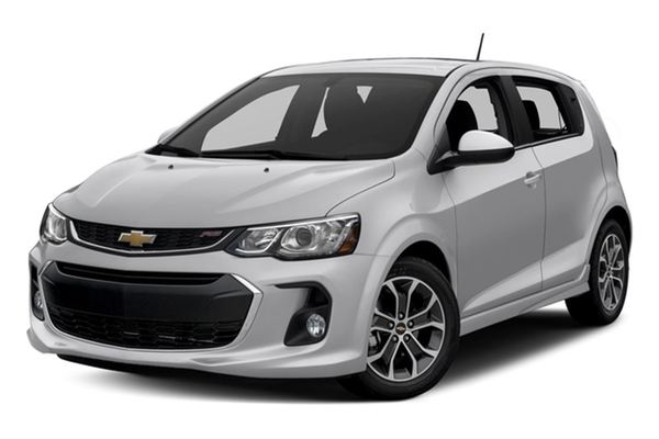 Chevrolet Sonic 2019 Automatic / LS Hatchback New Cash or Installment
