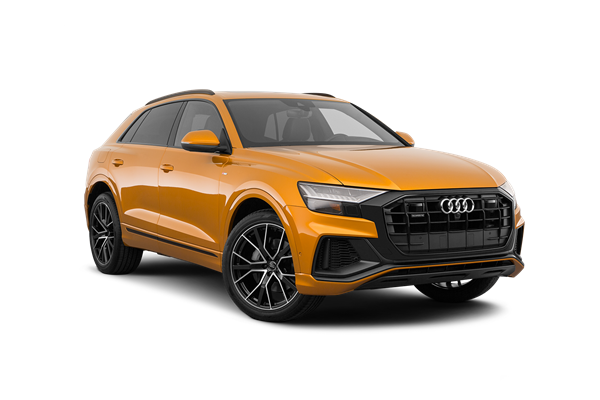 Audi Q8 2020 Automatic / 55 TFSI 335 HP New Cash or Installment