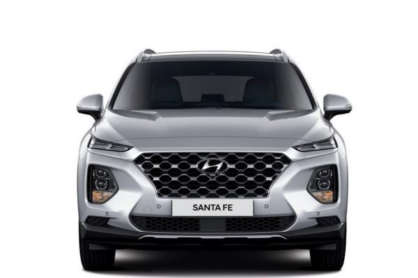 هيونداي سانتافى  2020 اتوماتيك / Base AWD جديدة للبيع و بالتقسيط