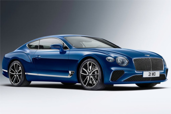 Bentley Continental GT 2020 Automatic / W12 626 HP New Cash or Installment