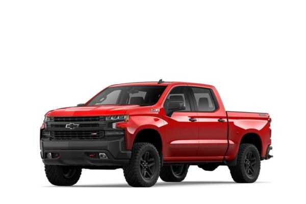 Chevrolet Silverado 2020 Automatic / WT New Cash or Installment